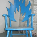 flammable rocking chair